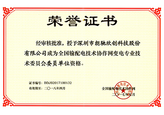 Expert Unit of EPTC Substation Technical Committee of China Electric Union