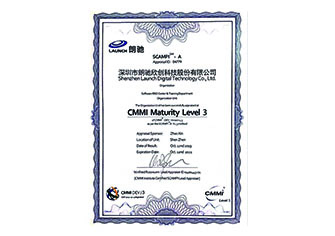 Launch CMMI3 Certification